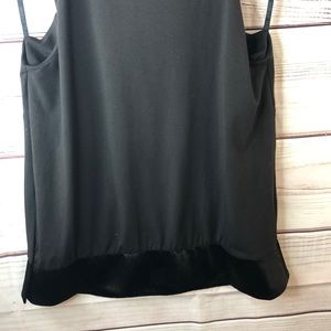 Laundry By Shelli Segal Tops - Laundry by Shelli Segal Black blouse size medium